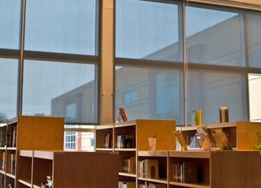 Commercial Solar Screen Shades